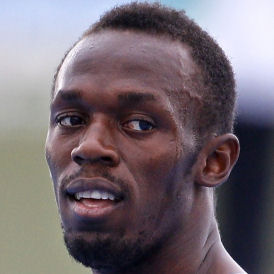 Usain Bolt will still have to fight to retain his 100 metres world champion title at this weekend's final in North Korea.