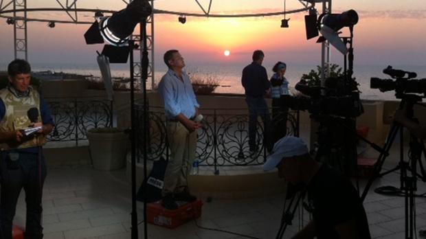 Alex Thomson reports from Libya.