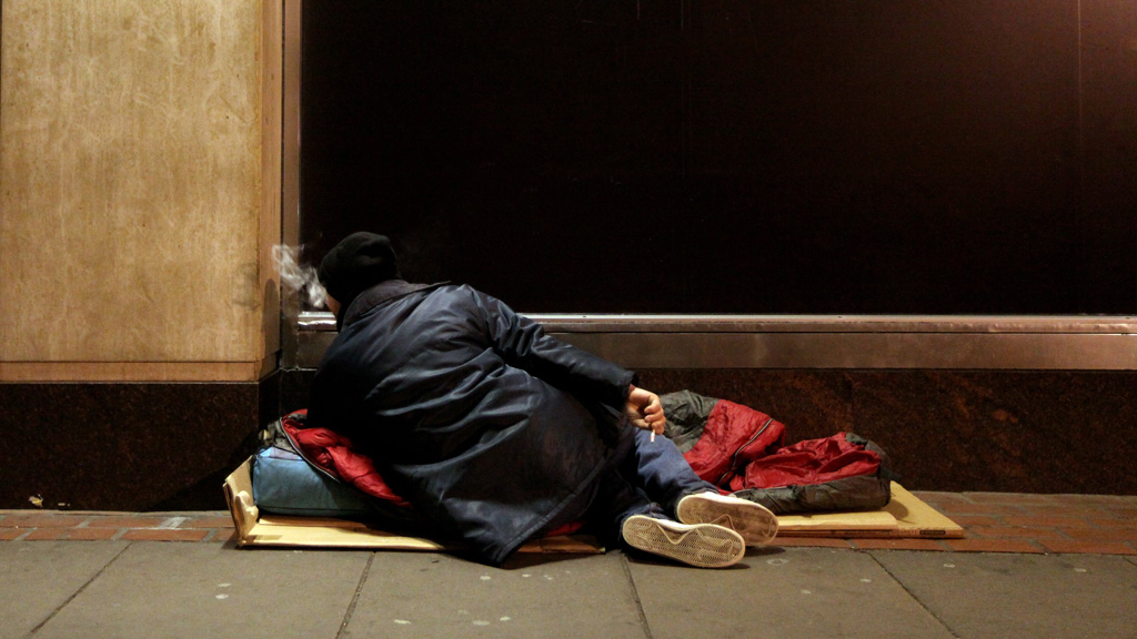 'Dramatic' rise in people at risk from homelessness (Getty)