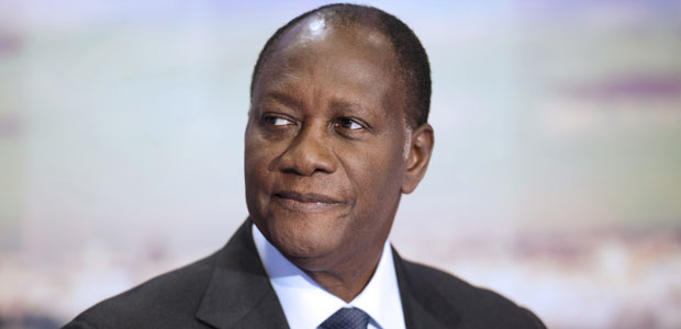 The ruling coalition of President Alassane Ouattara is expected to comfortably win parliamentary elections in Ivory Coast (Reuters)
