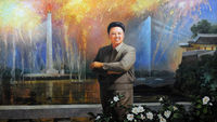 Former North Korean leader Kim Jong-il whose death was announced (Reuters)