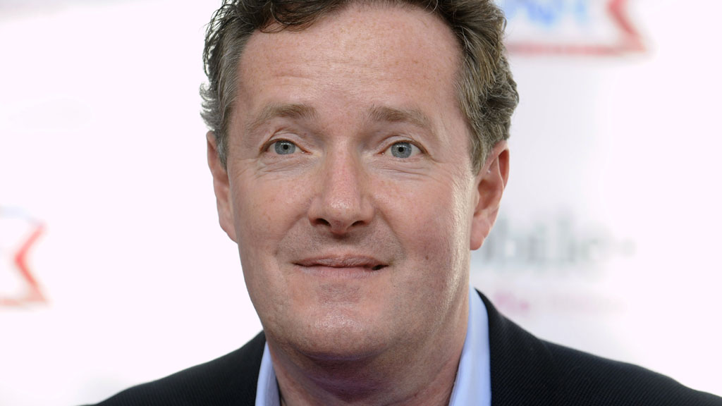 Piers Morgan (pic: Reuters)