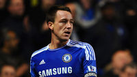 Chelsea and England captain John Terry will be charged for allegedly racially abusing Queens Park Rangers defender Anton Ferdinand in a Premier League match in October. (Getty)