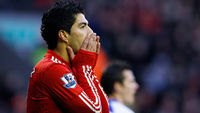 Suarez given eight-match ban for racism (reuters)