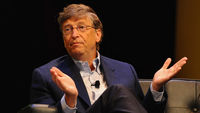 Bill Gates is submitting a report callling on G20 to adopt financial transaction tax.