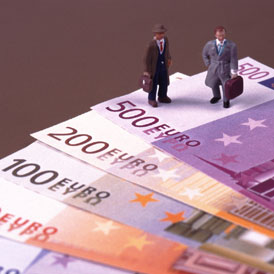 With a Greek exit from the euro being discussed, Channel 4 News looks at the consequences (Getty)