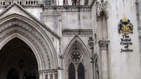 Royal Courts of Justice, London (Getty)