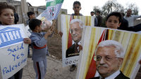 Joy on the streets - but was the Palestinian bid for statehood a mistake? (Reuters)