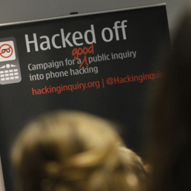 The Leveson Inquiry into the behaviour and practices of the press following the News of the World hacking scandal opens (reuters)