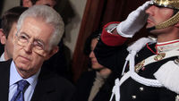 One of Mario Monti's former students tells Channel 4 News why she believes he is the right person to lead Italy (Reuters)