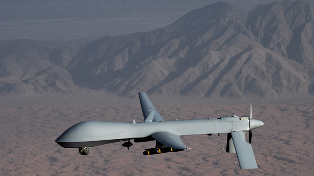 Taliban confirm that British nationals were among militants killed in a drone strike in Pakistan (Reuters)