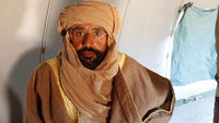 Saif Gaddafi captured in the Libyan desert