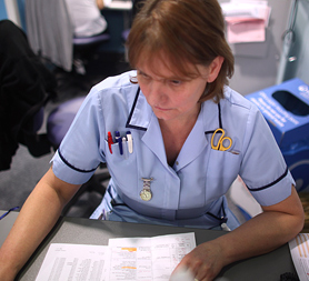 Royal College of Nursing warns of staffing crisis (Image: Getty)