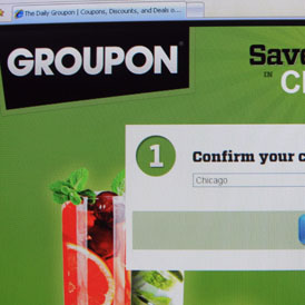 Groupon: good or bad for small businesses? (Getty)