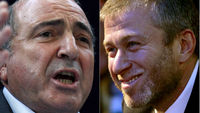 Boris Berezovsky is suing fellow Russian businessman and Chelsea owner, Roman Abramovich, in the commercial court in London (Reuters)