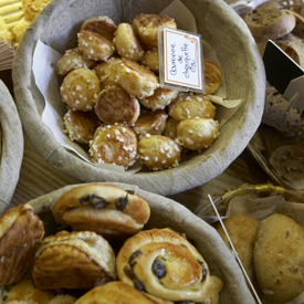 Danish pastry, as Denmark introduces 'fat tax' on food (Getty)
