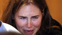 Amanda Knox reacts - Reuters