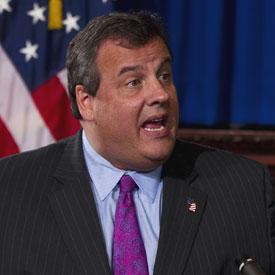 NJ Governor Chris Christie NOT entering the race (Reuters)