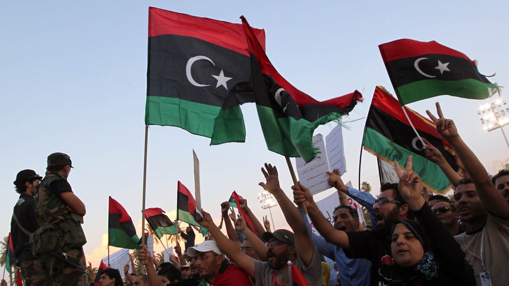 Libya's challenge: not rebuilding, but creating a nation (Getty)