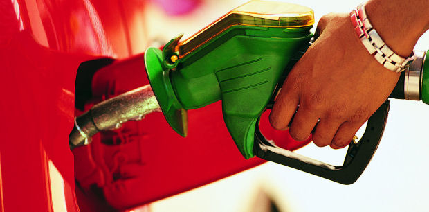Petrol price leap is bad for consumers, but good for the environment (Getty)