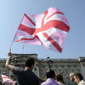 Is Britain divided over the issue of gay marriage?