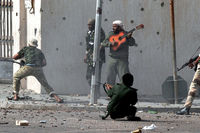 The story behind the Libyan guitar hero photo.