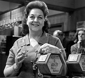 Betty Driver of Coronation Street dies aged 91 (Image: Getty)