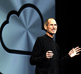 Apple iCloud, Steve Jobs and the digital legacy (Image: Getty)
