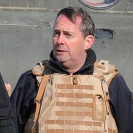 Former defence secretary Liam Fox (Reuters)