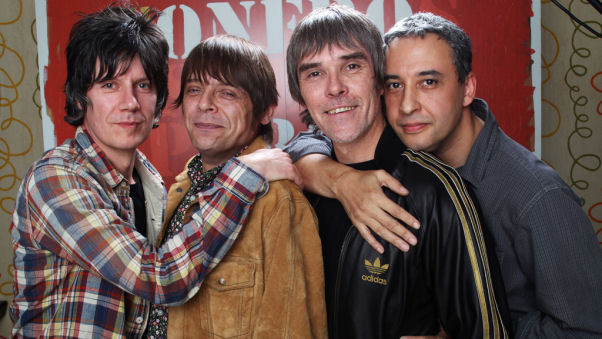 The Stone Roses - resurrected (Getty)