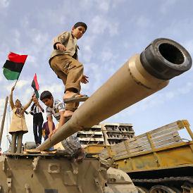 Libya celebrations