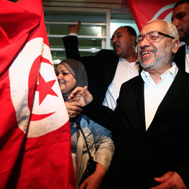 Islamic moderates win Tunisian elections (reuters)