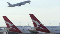 All 108 Qantas aircraft have been grounded indefinitely and staff are to be locked out, as the company responds to recent strikes over proposals to move jobs overseas.