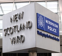 Scotland Yard which says it is dropping its legal action against the Guardian newspaper (Reuters)