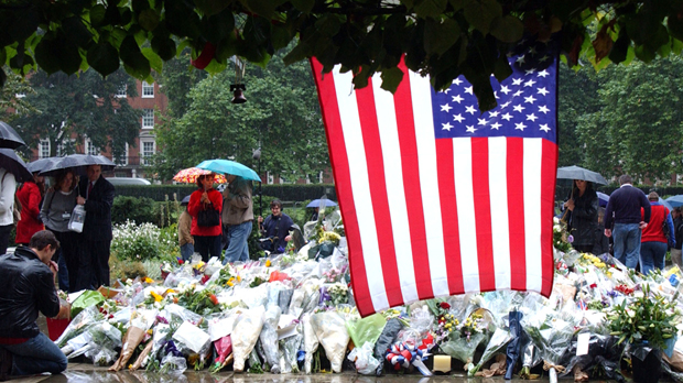9/11 ten years on: British families remember. (Getty)