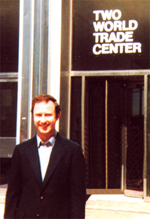 Robert Halligan who died on 9/11 at the World trade Center in New York.