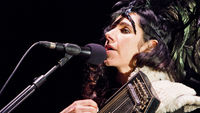 PJ Harvey tipped to win Mercury Prize for second time. (Getty)