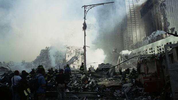 Spotlight Ground Zero NY after/911 - Yasuhide Joju and Collection 911 Memorial Museum.