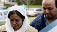 Parents of Shafilea Ahmed are charged with her murder (reuters)