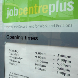 Jobless angry at lack of opportunities. (Getty)