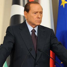 Italian Prime Minister Silvio Berlusconi (Getty)