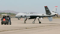 American Reaper drones 'flying from Seychelles'. (Getty)