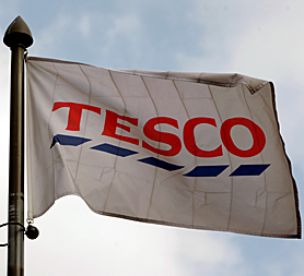 Tesco cuts prices, launching price supermarket price war (Image: Getty)