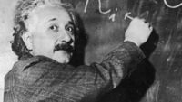 Is Einstein wrong over speed of light? (Getty)