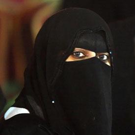 Women given right to vote in Saudi Arabia