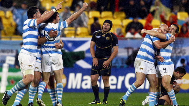 Scotland lose to Argentina in last minute defeat