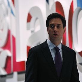 Labour leader Ed Miliband (Reuters)