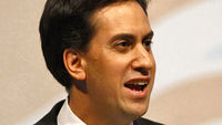In his keynote Labour conference address, party leader Ed Miliband offers a