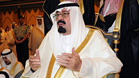 King of Saudi Arabia King Abdullah (Getty)