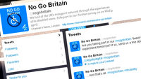 No Go Britain: the Twitter travel trial.